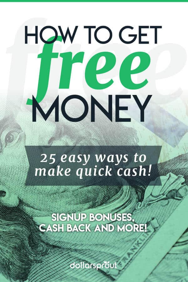 Yes You Read That Right There Are Ways To Get Free Money Now