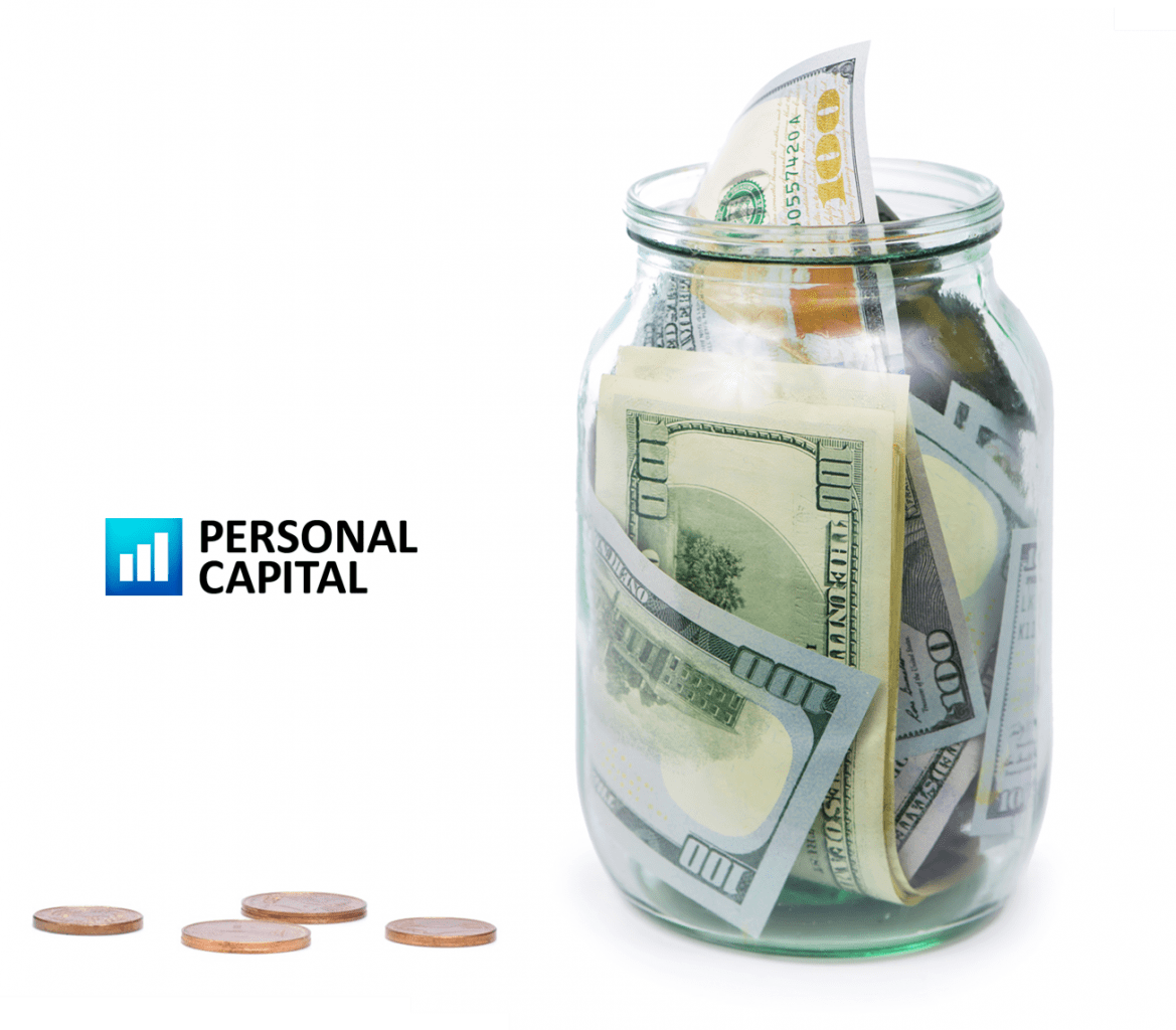 Personal Capital provides you all the tools needed to organize all your financial accounts and track your net worth on a simple, easy to use dashboard