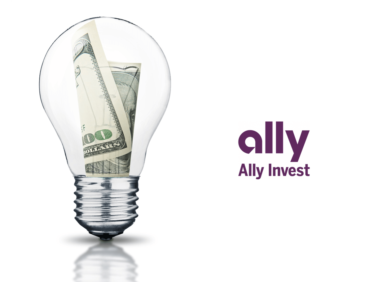 Manage your own portfolio and invest money online with Ally Invest