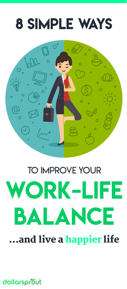 Work life balance tips | Dealing with stress at work | Stress management tips | How to be happy