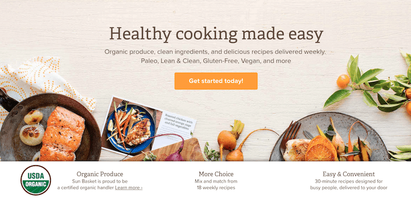 6 Fresh Food Delivery Services That Offer Delicious Meal Kits For