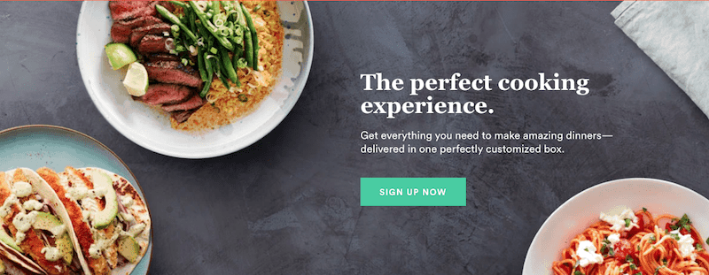 Plated Home Delivery Meals