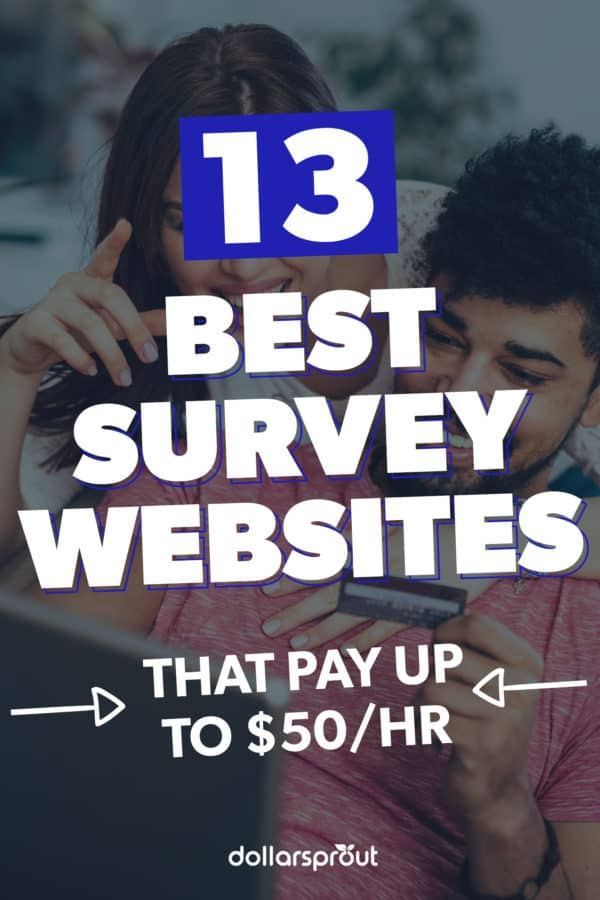 best sites to do surveys for money