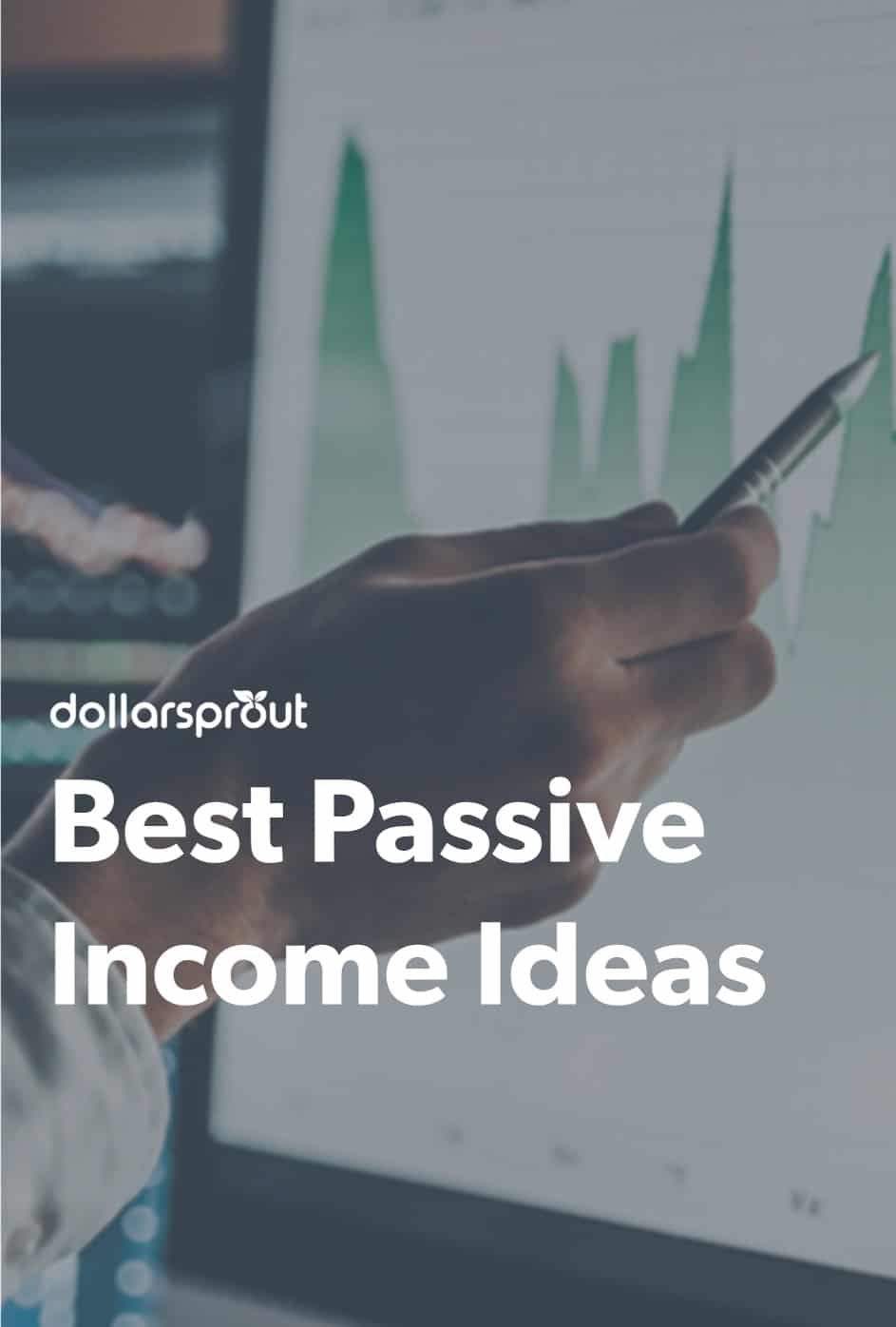It's time to stop trading your time for money. Here's a list of 13 easy passive income ideas you can use to start establishing an extra revenue stream today. Some you can start online right now. Other ways will require up front (active) work, but will pay dividends later. It's all up to you!
