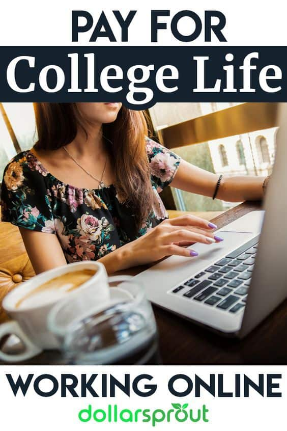 13 Legit Online Jobs for College Students to Make Easy Money
