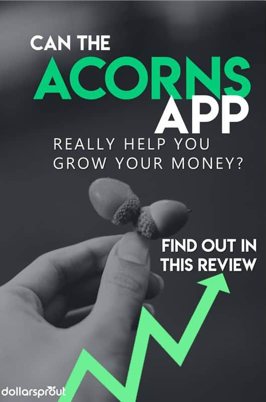 acorns review pin