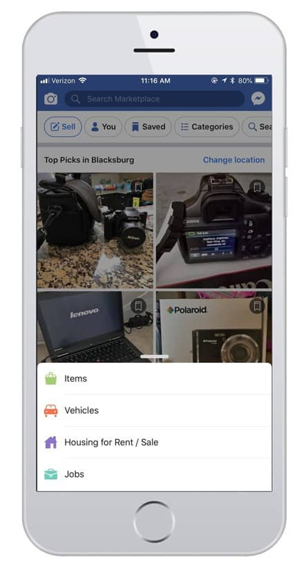 60d94d617a quick sell app  Use the Facebook marketplace to buy and sell stuff locally