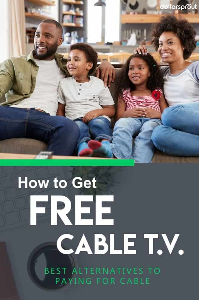 Free Cable TV pin