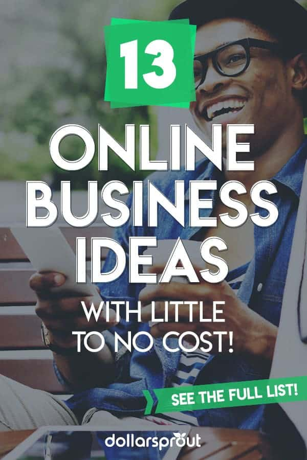 successful online business ideas
