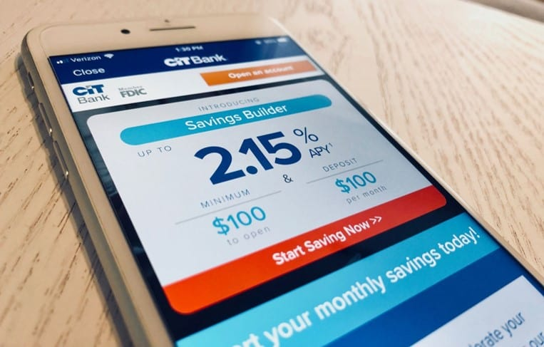 CIT Banks Savings Builder