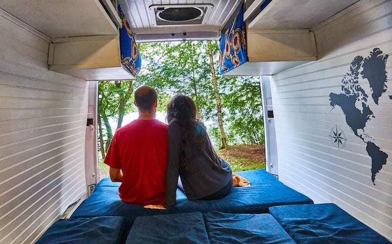Van Life with Matt and Alli Owen
