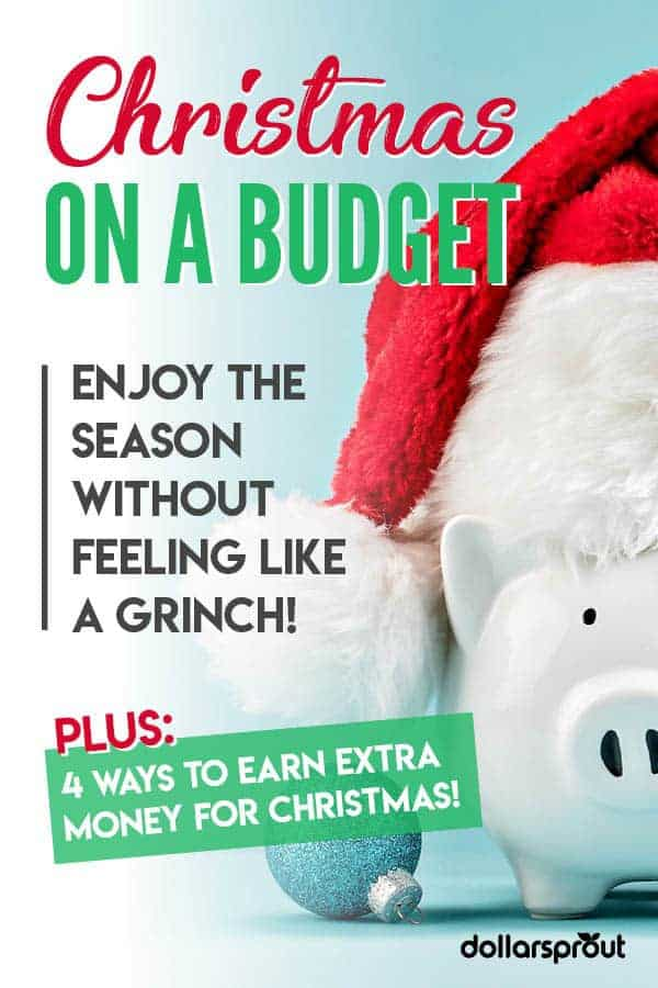 Doing Christmas on a budget can be hard, but it's not impossible. One personal finance expert shares her very best tips for decorating on the cheap, buying gifts (for the kids, teens and for him), and even some how to ideas to help make money before the holiday season begins!