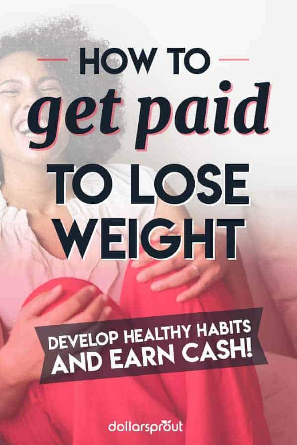 essere pagato per perdere peso