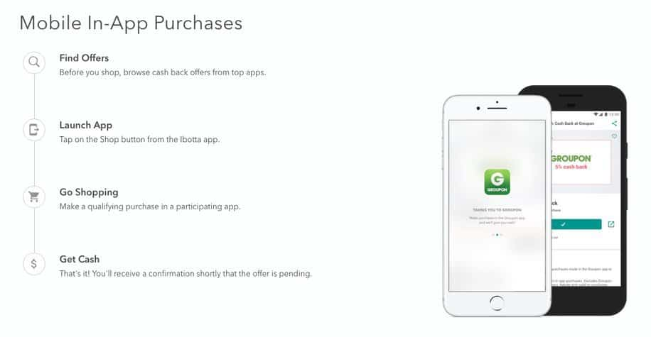 Earn Rewards for In-App Purchases with Ibotta