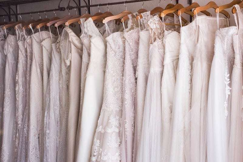 34cb13f64d How to Sell Your Wedding Dress for Cash (and 10 Places to Do So)