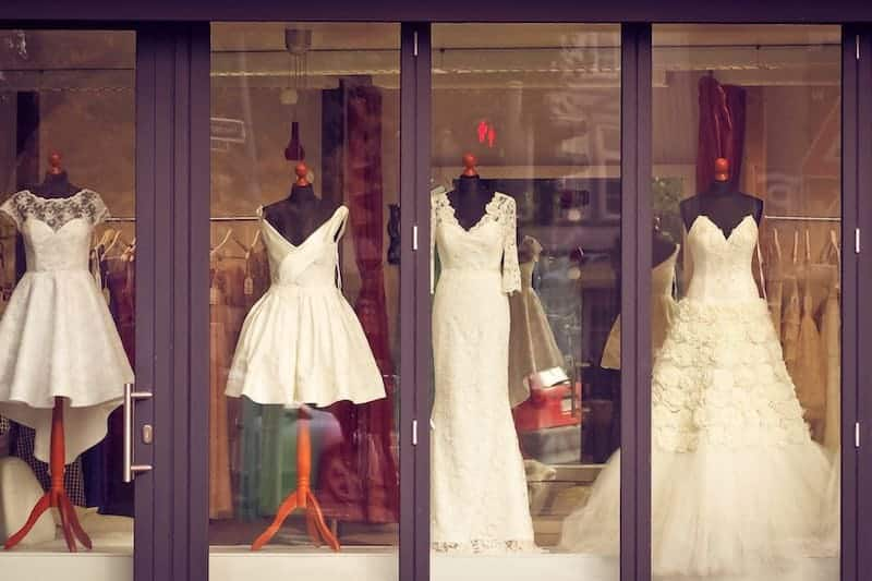 Sell Your Wedding Dress Locally