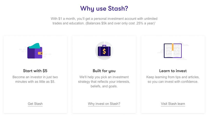 Stash App Review: Why Use Stash?