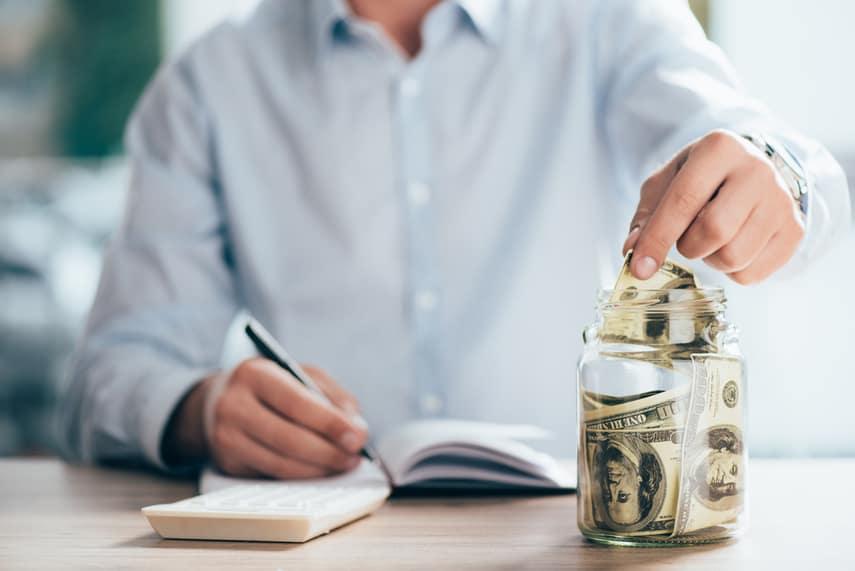 basics of saving money