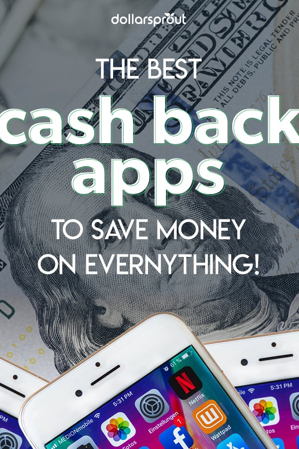 best cash back apps for shopping