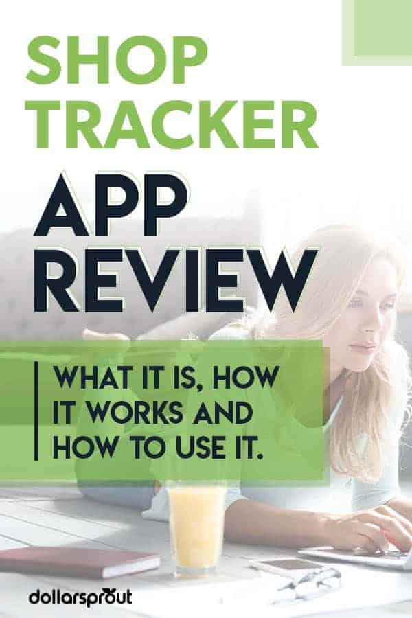 shoptracker app review