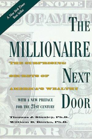 Best Personal Finance Book for Millennials: The Millionaire Next Door