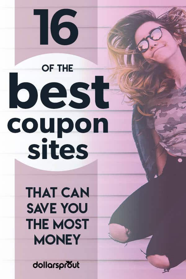 No matter whether you are shopping online or in a store, using coupon websites can save you money. Here is a list of the 15 best coupon websites guaranteed to help you save money!