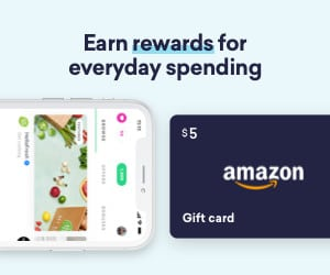 earn rewards for everyday spending and get a $5 bonus with drop