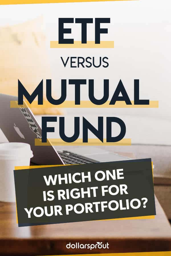 etf vs mutual fund differences