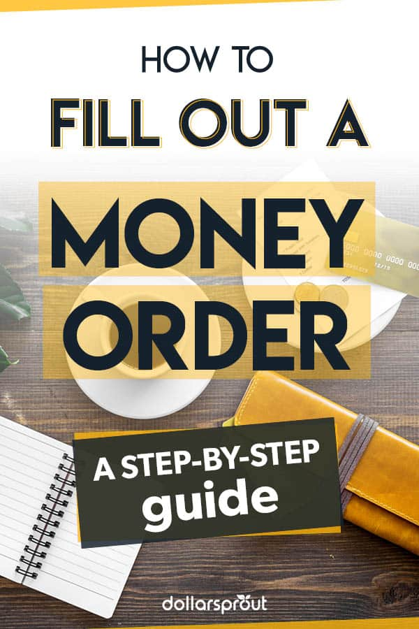 How to Fill Out a Money Order: An Easy Step-by-Step Guide -