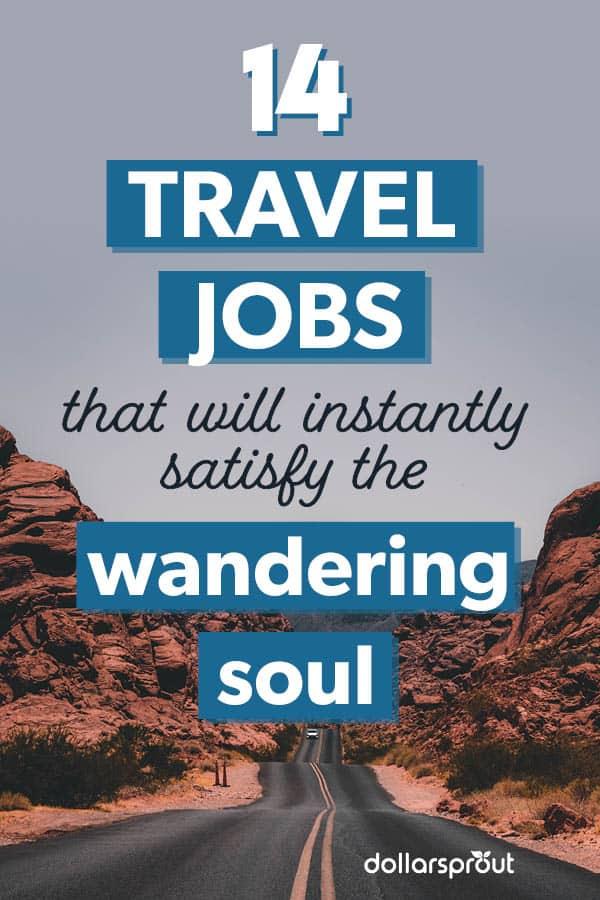 best travel jobs