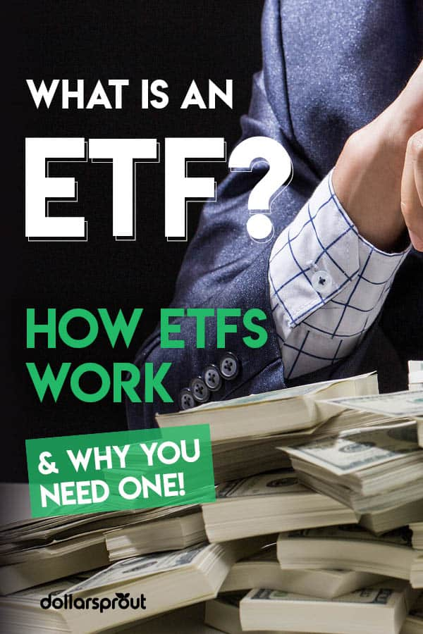 what is an etf (exchange traded fund).