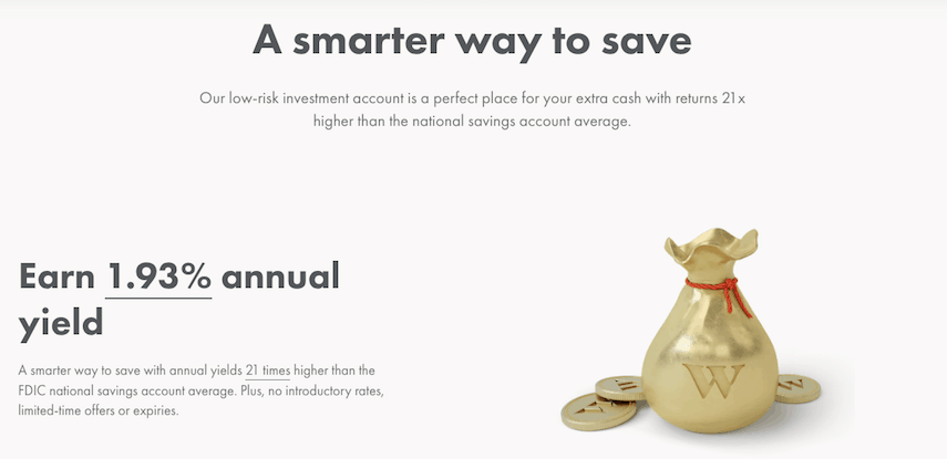 Wealthsimple Save