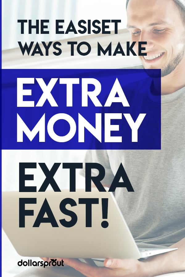 earn extra money list