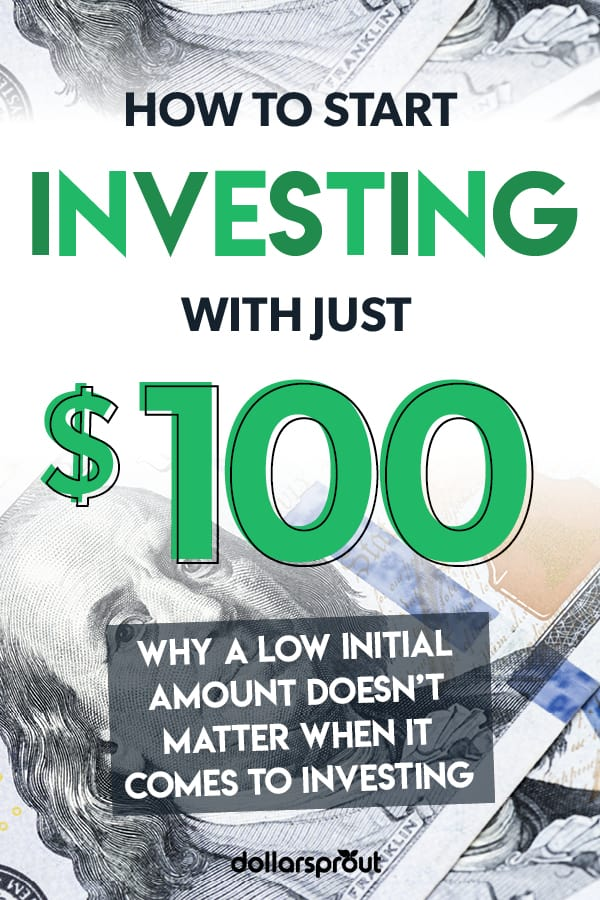 start investing with $100
