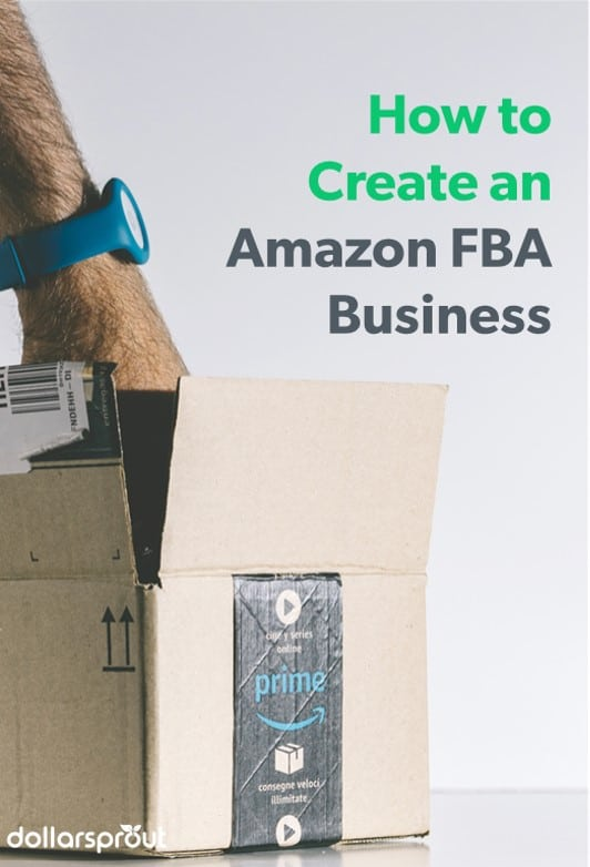 start an amazon fba business