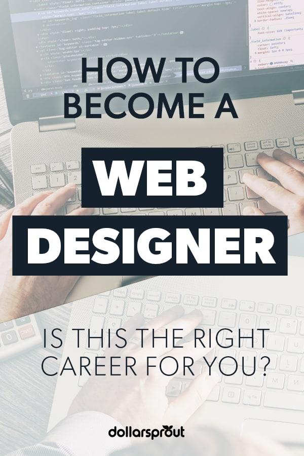 làm thế nào để trở thành một nhà thiết kế web