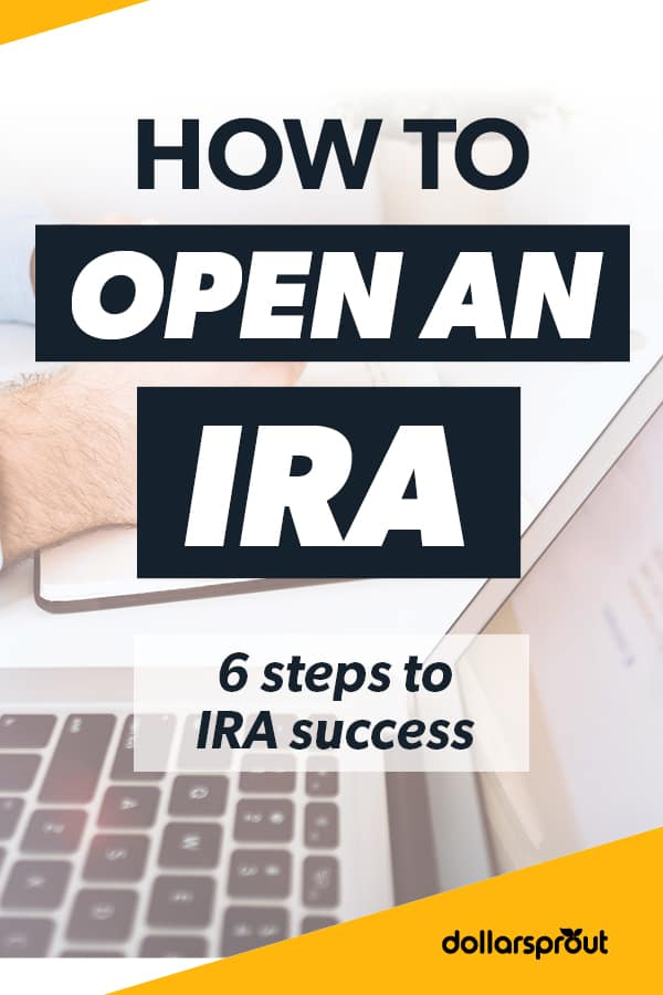 how to open an IRA