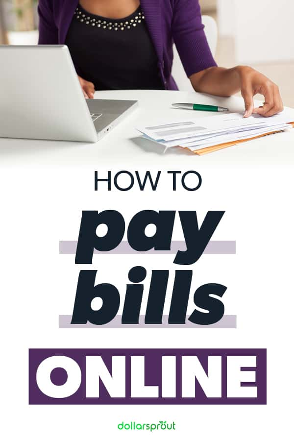 how to pay bills online