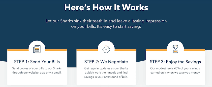 BillShark: How it Works