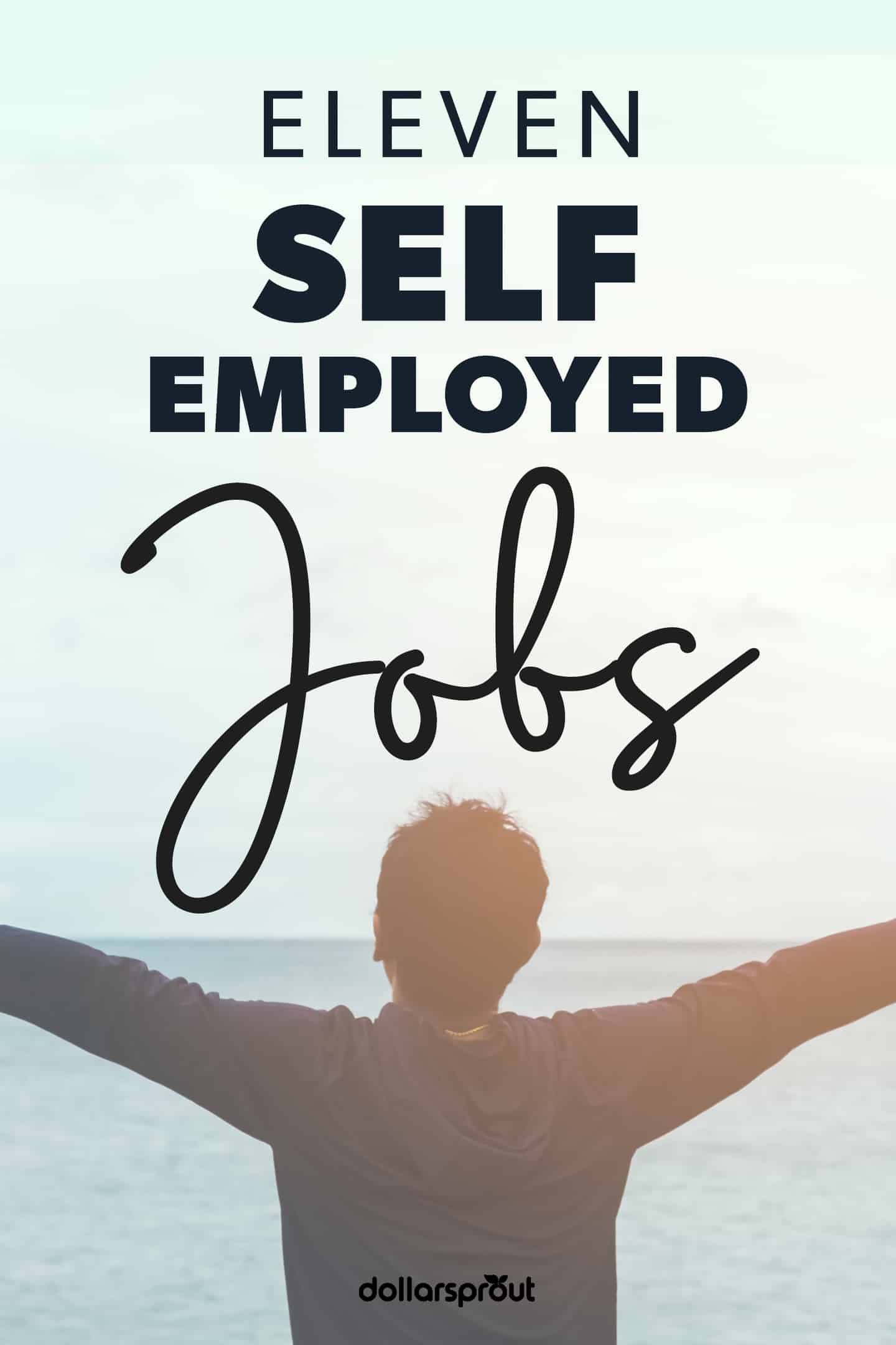 Self-employed jobs