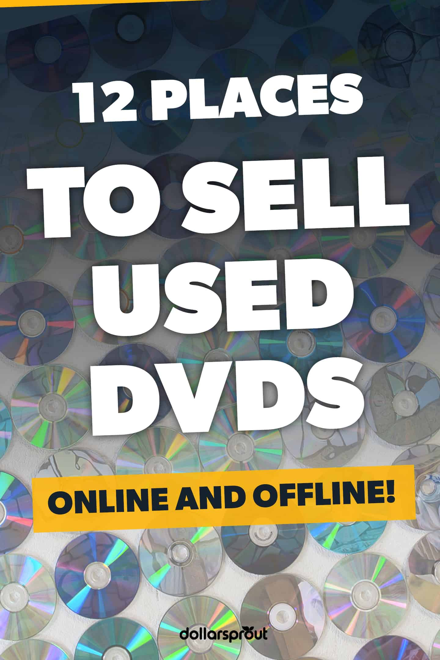 Used Dvds For Sale >> 12 Places To Sell Used Dvds For Cash Online And Locally