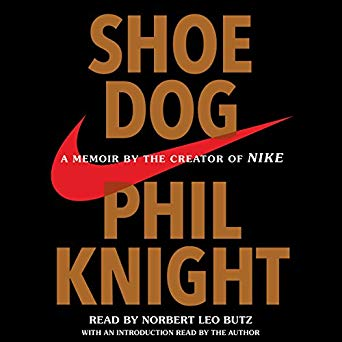 Best Business Books: Shoe Dog