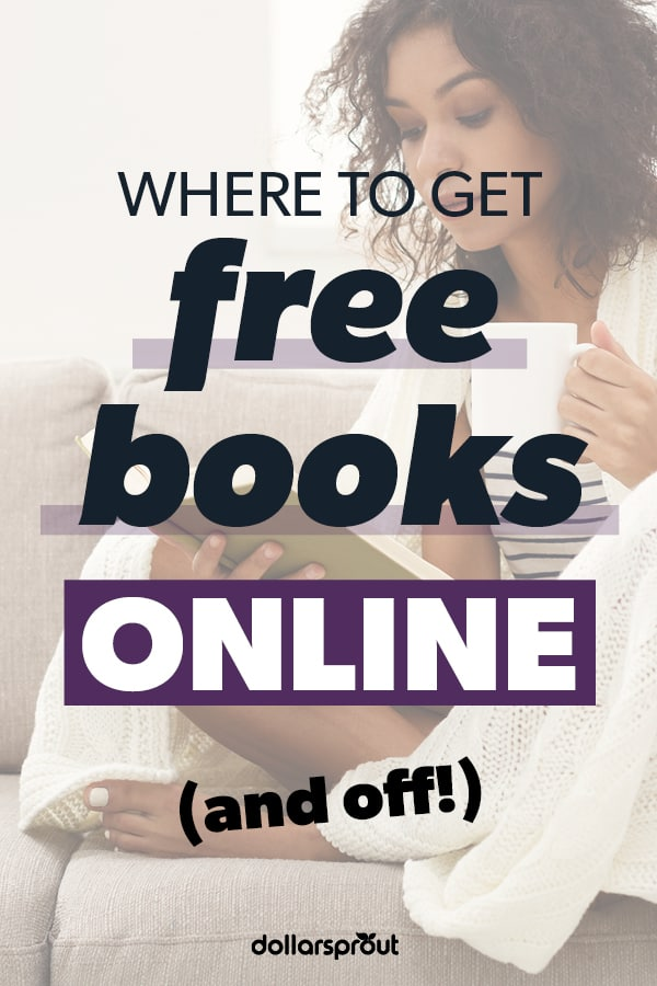 where to get free books online and offline