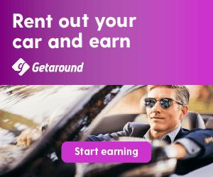 Getaround offer