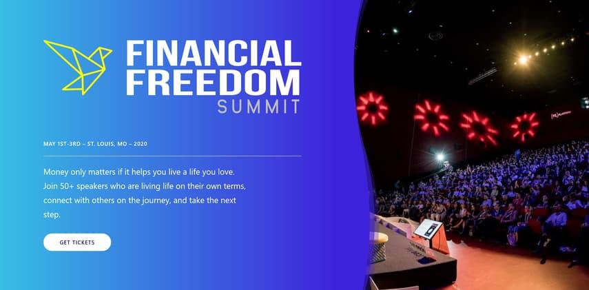 Financial Freedom Summit