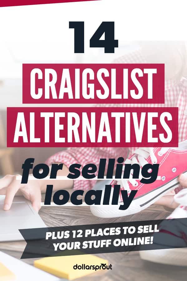 sites like craigslist to sell items