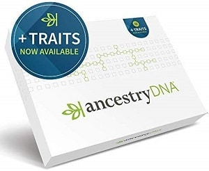 AncestryDNA Genetic Ethnicity + Traits Test