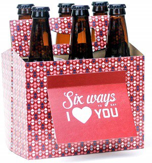 Beer Valentine's Day Gifts for Him