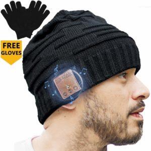Bluetooth Beanie Winter Music Hat Headphones