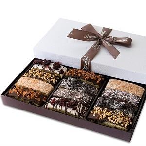 Thanksgiving hostess gifts - biscotti